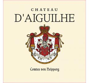 Chateau D'Aiguilhe label