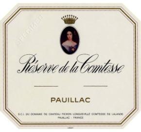 Reserve de la Comtesse de Lalande