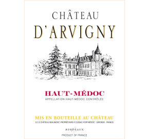 Chateau D'Arvigny
