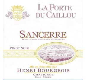 Henri Bourgeois - La Porte Du Caillou - Rose