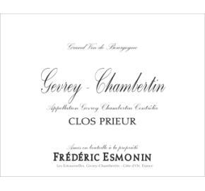 Frederic Esmonin - Clos Prieur