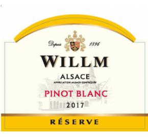 Alsace Willm - Pinot Blanc - Reserve