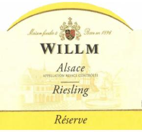 Alsace Willm - Riesling - Reserve