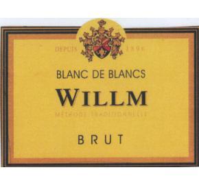Alsace Willm - Brut Blanc de Blancs
