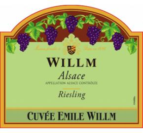 Alsace Willm - Cuvee Emile Willm - Riesling