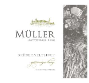 Gruner Veltliner - Muller