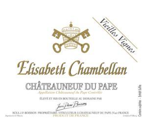 Pere Caboche - Elisabeth Chambellan - Vieilles Vignes
