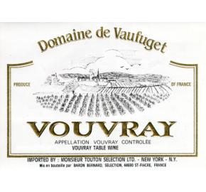 Reserve Du Naufraget - Vouvray label