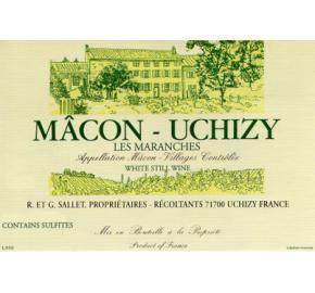 Macon-Uchizy - Les Maranches