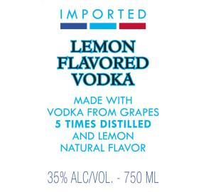 Belrose - Ultra Premium - Citron Vodka