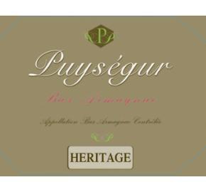 Marquis de Puysegur - Bouteille Basquaise
