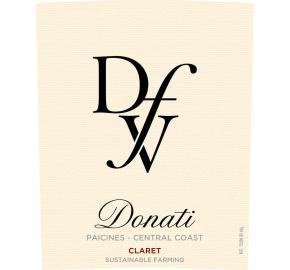 Donati Family - Claret