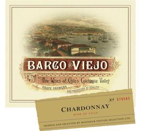 Barco Viejo - Chardonnay