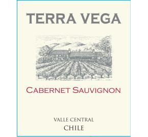 Terra Vega - Cabernet Sauvignon label