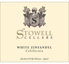 Stowell Cellars - White Zinfandel