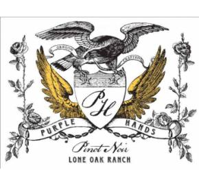 Purple Hands - Pinot Noir - Lone Oak Ranch