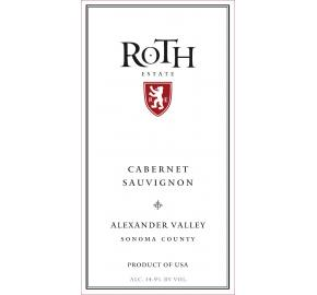 Roth Estate - Cabernet Sauvignon