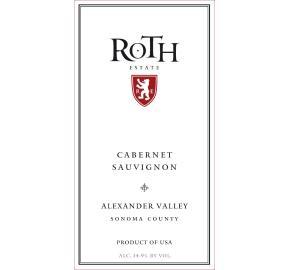 Roth Estate - Cabernet Sauvignon