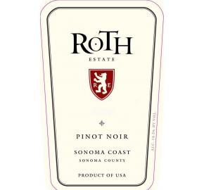 Roth Estate - Pinot Noir