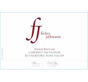 Foley Johnson - Rutherford Estate - Cabernet Sauvignon