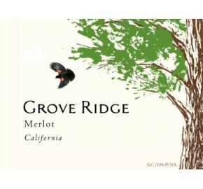 Grove Ridge - Merlot