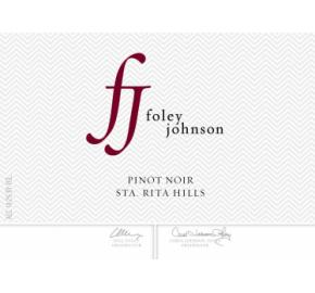 Foley Johnson - Sta Rita Hills - Pinot Noir