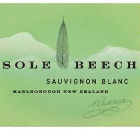 Sole Beech - Sauvignon Blanc - Reserve
