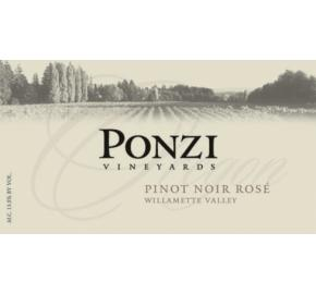 Ponzi Vineyards - Willamette Valley - Pinot Noir Rose