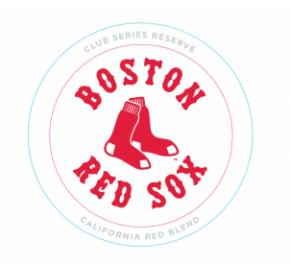 MLB Club Series - Red Sox California Red Blend