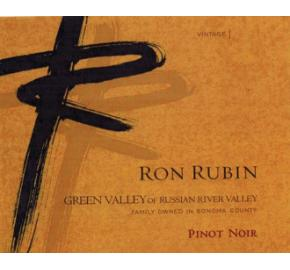 Ron Rubin - Green Valley - Pinot Noir