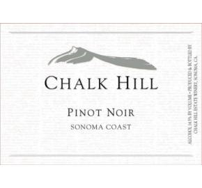 Chalk Hill - Pinot Noir