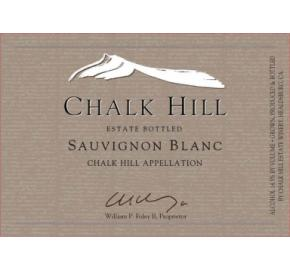 Chalk Hill - Estate Sauvignon Blanc