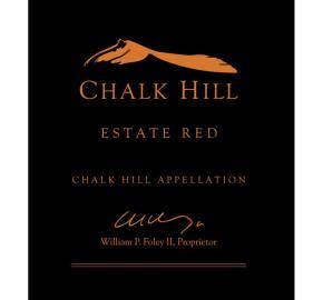 Chalk Hill - Estate Red