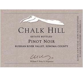 Chalk Hill - Estate Pinot Noir RRV