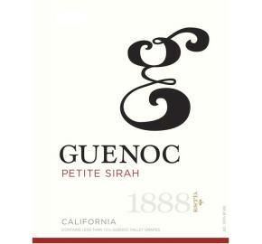Guenoc - California - Petite Sirah
