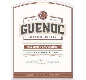 Guenoc - California - Cabernet Sauvignon