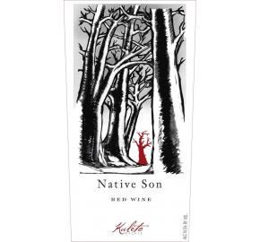 Kuleto Estate - Native Son label