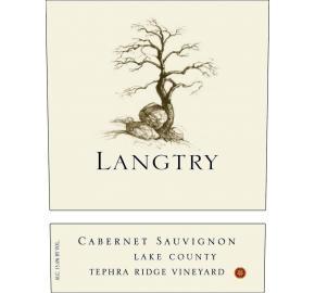 Langtry - Tephra Ridge Vineyards - Lake County - Cabernet Sauvignon