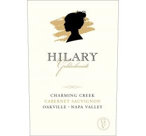 Hilary Goldschmidt - Oakville Cabernet Sauvignon - Charming Creek label
