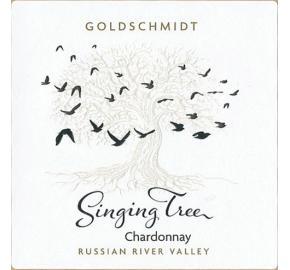 Goldschmidt Vineyard - Singing Tree - Chardonnay label