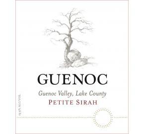 Guenoc - Lake County - Petite Sirah