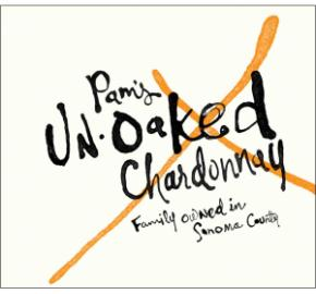 Pam's Unoaked Chardonnay