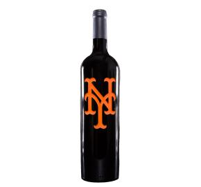 MLB Club Series - New York Mets - Etched Bottle Red Blend