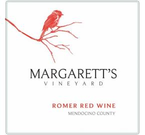 Margarett's Vineyard - Romer Red