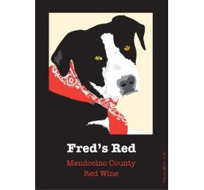 Fred's Red - Mendocino County