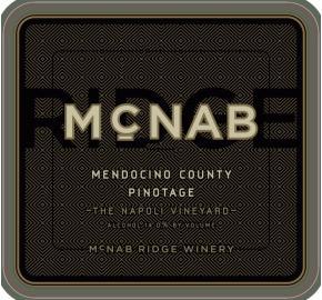 McNab Ridge - Pinotage
