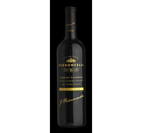 Pedroncelli - Cabernet Sauvignon - Block 007 Estate label