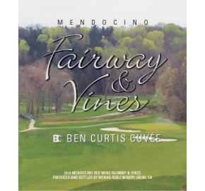 Fairway & Vines - Ben Curtis Cuvee- Mendocino Red