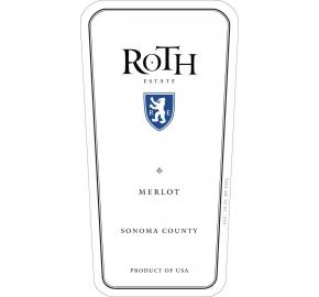 Roth Estate - Merlot AV