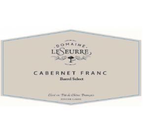 Domaine Le Seurre - Cabernet Franc Barrel Select label